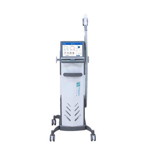 triple Pro - Vertical Dioden Laser Technologie